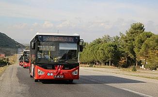 Manisa'da toplu taşımada yeni kararlar