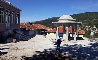 Turgutlu kırsalındaki çalışmaları hızla devam ediyor