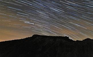 (Özel) Kula Peribacaları yıldızlarla süslendi