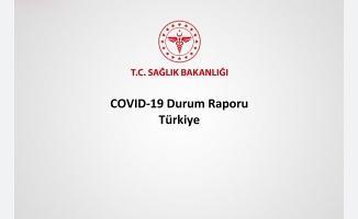 Sağlık Bakanlığı koronavirüs raporunu açıkladı