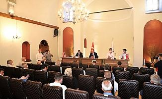 Turgutlu Belediye Meclisi toplanıyor
