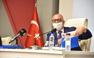 Başkan Ergün'den su eleştirilerine karşılık!