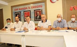CHP, Manisa'daki su sorununa el attı