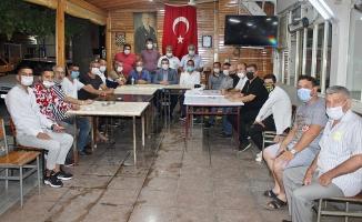 İYİ Parti'den Barbaros'ta toplu üyelik töreni