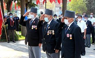 Manisa ilçelerinde Gaziler Günü kutlandı