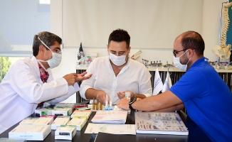 Sentetik kemik greftleri 58 ülkeye ihraç ediliyor