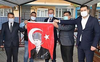 Başkan Çetin Akın'dan Cumhuriyet Bayramı hediyesi