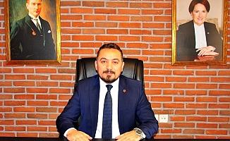 İYİ Partili Eryılmaz'dan 3. yıl kutlama mesajı