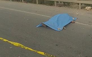 Manisa'da otomobil ile motosiklet çarpıştı: 1 ölü