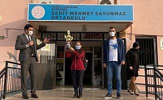 Manisalı öğrenciden Zeka yarışmasında büyük başarı