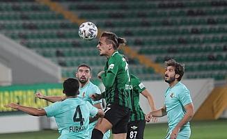 TFF 1.Lig: Akhisarpor: 0 - Menemenspor: 0