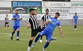 TFF 2. Lig: Manisa FK: 1 - Ergene Velimeşespor: 1