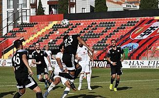 TFF 2. Lig: Turgutluspor: 1 - Bayburt Özel İdare Spor: 0