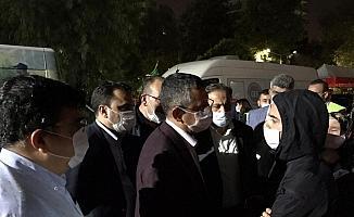 Turgutlu'nun yardım eli İzmir'e uzandı