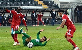 TFF 1. Lig: Akhisarspor: 0 - Ankaraspor: 1