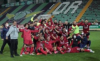 Ziraat Türkiye Kupası: Akhisarspor: 0 - Etimesgut Belediyespor: 0