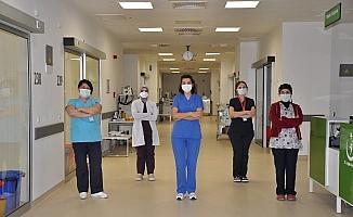 Manisa Şehir Hastanesinde çocuk yoğun bakım ünitesi açıldı