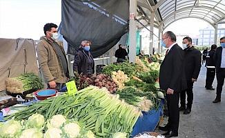 """Başkan Çetin Akın: """"Rehavete kapılmayalım, tedbirlere uyalım"""""""