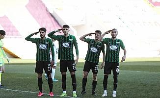 TFF 1. Lig: Akhisarspor: 3 - Eskişehirspor: 0