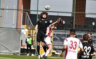 2. Lig: Manisa FK: 0 - Hacettepespor: 0