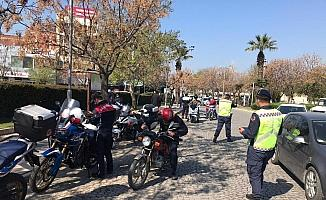 Polis ve jandarmadan ortak denetim