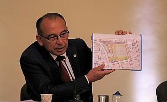 Başkan Akın'dan pazaryeri müjdesi