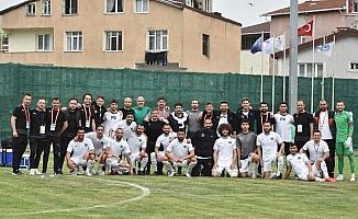 Manisa FK tarihe geçti