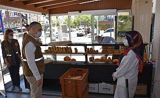 Manisa'da bayram öncesi gıda denetimleri arttırıldı