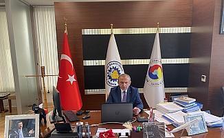 Manisa TSO'da Moldova Ekonomik ve Ticaret Olanakları Toplantısı düzenlendi