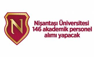 Nişantaşı Üniversitesi 146 Akademik Personel alıyor