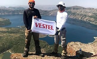 Vestel çalışanları Türkiye'nin zirvesinde
