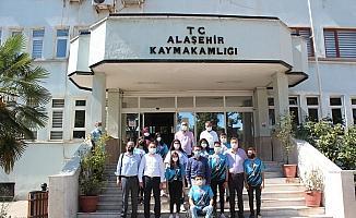 'Altın çocuklar' Alaşehir'in gururu oldu