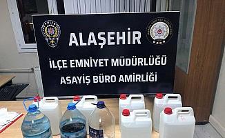 Alaşehir'de kaçakçılığa göz yumulmuyor