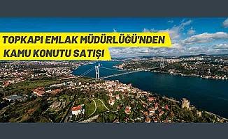 İstanbul'da kamu konutu satışı