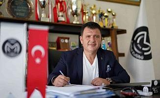 """Manisa FK Başkanı Aktan: """"Oynanan futbol bizi yönetim olarak bazı radikal kararlar almaya sevk etti"""""""