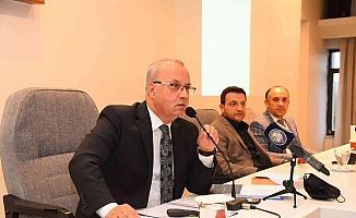 Salihli'nin bütçesi 223 milyon lira