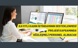 SGK'dan sözleşmeli personel alımı