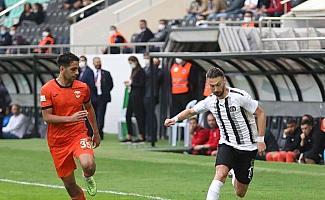 TFF 1. Lig: Manisa FK: 0 - Adanaspor: 3