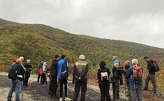 Turgutlu'da doğa ve spor tarihle buluştu
