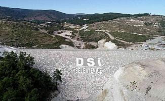 Üreticinin geleceğini değiştirecek barajlar tamamlandı