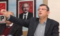 CHP'li Özel'den Kurtulmuş'a sert tepki