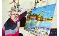 Emekli Albayın Sanat Aşkı