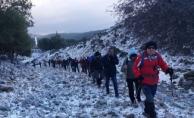 Spilos Dağcıları Karagöl'e yürüdü