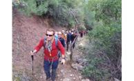 Spilos Sülüklügöl'e yürüdü