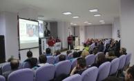 AKUT'tan 'deprem bilinçlendirme' semineri
