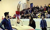 Cimnastikte il birincileri belli oldu