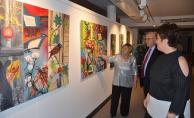 MOSB sanata ve sanatçıya değer veriyor