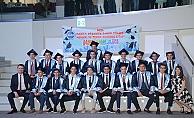 MOSTEM'de mezuniyet coşkusu