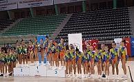 Spil Cimnastik'ten büyük başarı