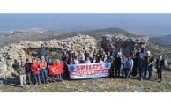 Spilos Trekking sezonu açtı